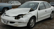 1996 Sunfire vs. 200lb deer